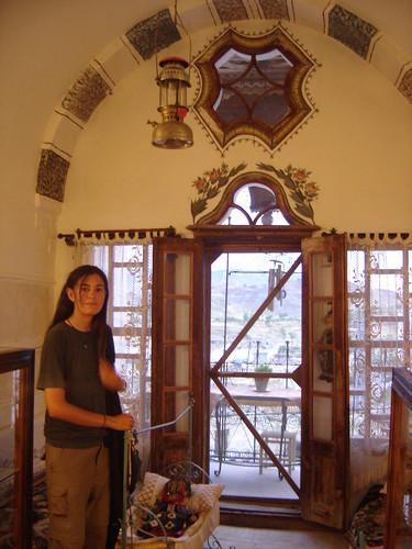 En una casa de munecas en Turquia Capadoccia