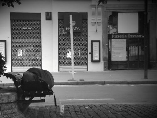 Por las calles de Praga