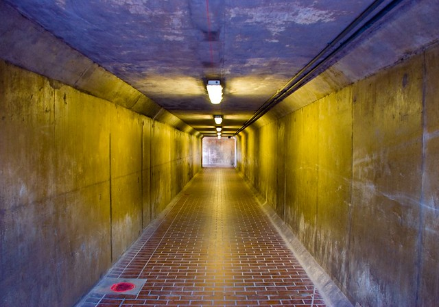 Thames Path Foot Tunnel