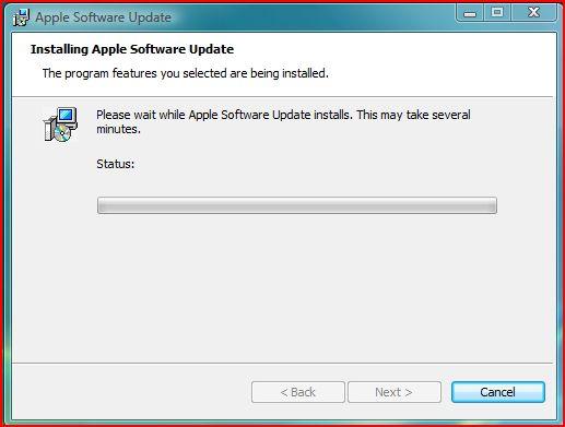Apple install