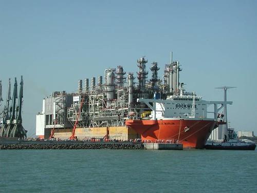 Refinery - FPSO1