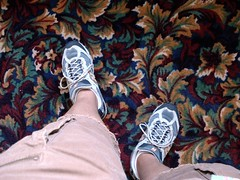 Shoes on Carpet