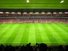 Arsenal vs Sparta Praha - by Kieran Lynam