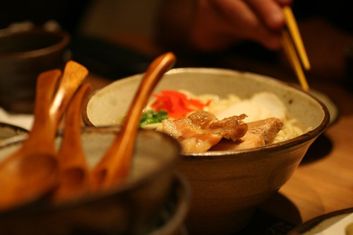 Okinawa restaurant in Ginza