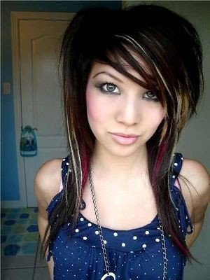 Emo Hairstyles For Emo Girls