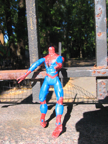 Mighty Headless Spiderman