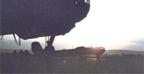 Warbird picture - HEINKEL HE-177 IN THE SUN