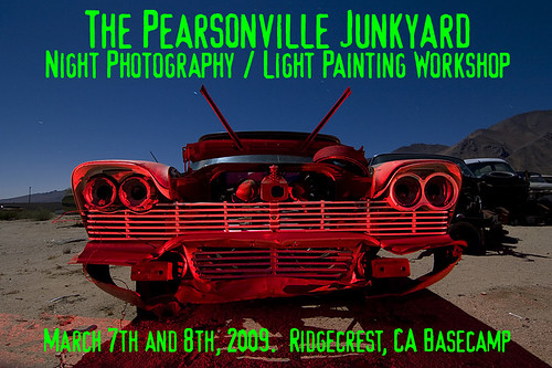 Pearsonville Junk Yard Workshop