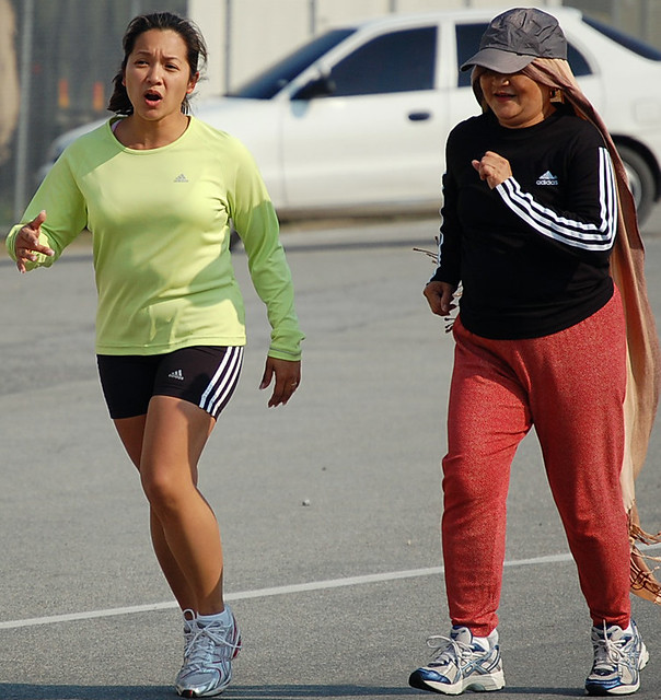 Commissary Festival draws runners shoppers by USAG-Humphreys