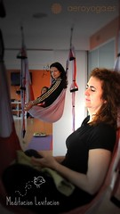 aero yoga madrid meditacion