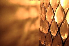 Crystalized (keenanhowie) Tags: reflection lamp yellow nikon crystals elegant shining crystalized d40 thexx crystalised keenanhowie