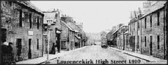 Laurencekirk High Street 1910