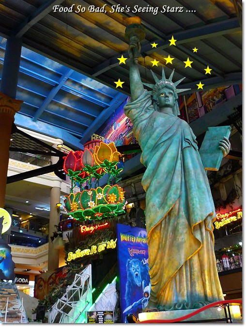 Statue of Liberty @ First World Genting