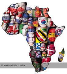 Fifa World Cup South Africa 2010 (SanforaQ8) Tags: world africa camera macro cup face germany painting lens photo model nikon map fifa flag south picture free photographers pic kuwait kw 2010 q8 homestudio d3x sanfora nadamarafie nstudiolivecom wwwnstudiocomkw 66383666