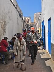Medina in Essaouira. Morocco. (elsa11) Tags: africa morocco maroc souk medina afrika unescoworldheritage souq essaouira marokko afrique mogador