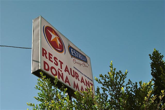 Restaurant Doña Mari