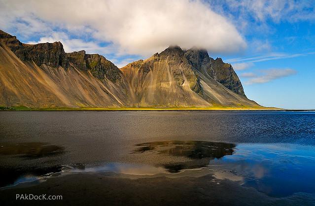 Stokknes, Iceland. B-side