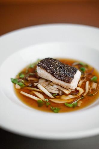 Kowfu Dinner Black Cod