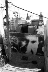 ESPANA (56) (Szvtek Gbor) Tags: barcelona city urban blackandwhite bw white black art film monochrome architecture analog buildings sevilla spain europe espana negative granada cadiz cadz