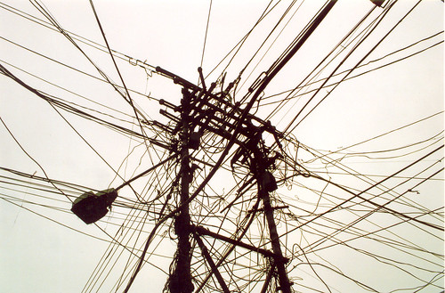 indian electric pole