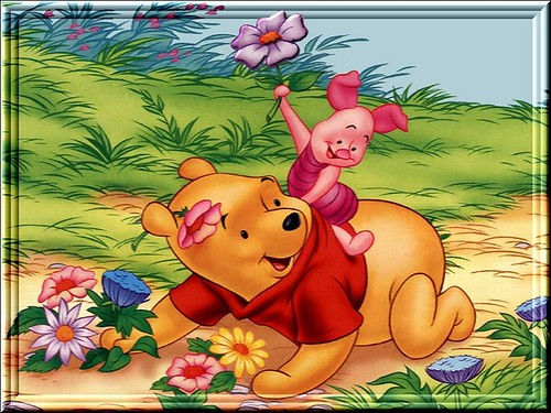 piglet from winnie pooh. Winnie the Pooh and Piglet are