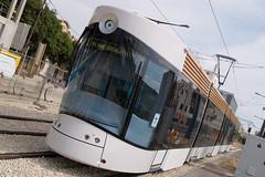 Tests du tramway
