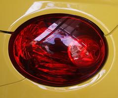 A selfportrait in yellow framed red (aurelio.asiain) Tags: red japan rouge rojo   osaka streetphoto vermell kansai rosso coolest      aurelioasiain ionushi utoutokumasan thesuchnessoflife