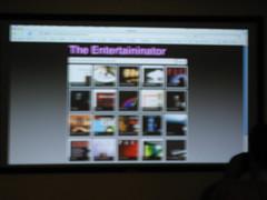 The Entertaininator
