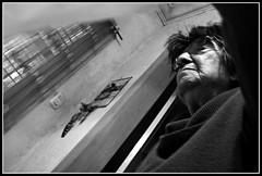 Quotidiennement (Bajo perfil) (zaqi) Tags: blackandwhite bw blancoynegro noiretblanc documentary bn biancoenero mora documental zaqi 123bw aplusphoto wowiekazowie szaqii