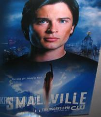 Smallville New Season at Comic Con 2007 with Kara