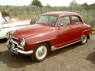 1953 Simca Aronde