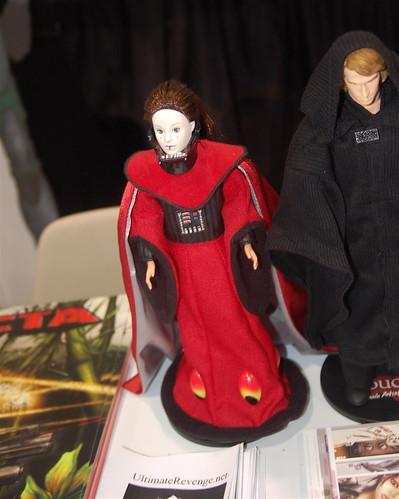 Comic Con 2007: Darth Padme