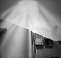 double two duo dx (beetabonk) Tags: 120 6x6 ferry mediumformat square capecod pinhole zeroimage zero69 ilforddelta100