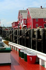 Onboard the Theresa E. Connor (freelancr47) Tags: canada building architecture sailboat geotagged pier boat novascotia bluesky canadian atlantic wharf tallship schooner southshore habour lunenburg habor theresaeconnor fisheriesmuseumoftheatlantic freelancr47