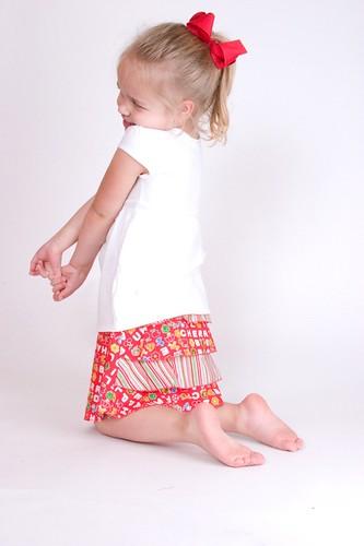 Skirt & Top