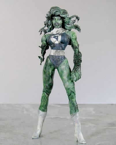 zombie she-hulk