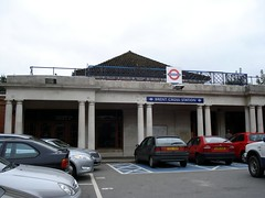 Picture of Brent Cross Station
