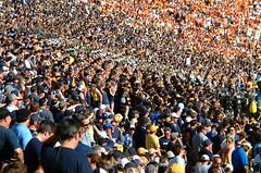 Crowd @ Memorial Stadium