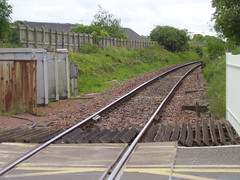 Gatehead  29-05-2007 (agcthoms) Tags: railways ayrshire gatehead abandonedstation