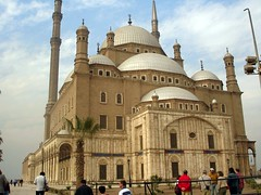 The Mosque of Muhammad Ali at the Citadel- Cairo (Queen Tiye) Tags: history ancient view citadel egypt mosque cairo masri mosqueofmuhammadali prinzesabg hirstory mosquemuhamadali