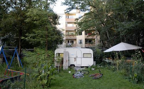 Hinterhof Kreuzberg