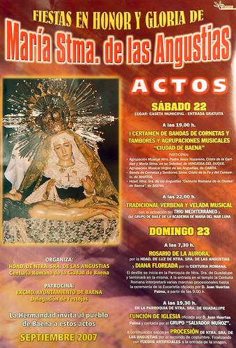 Fiestas Angustias