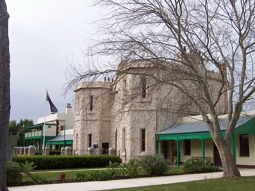 Gatehouse & exterior buildings Fremantle Prison