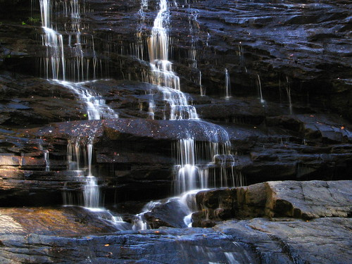 Cane Creek Cascades 1 - drier than normal