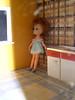 Sissy-Ann in the kitchen (megipupu) Tags: vintage 60s doll retro 70s seventies sixties kitch dollhouse dollshouse lundby dollydarlings