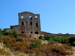 Torre Mozza, ex-pavillon de chasse de Napoléon III