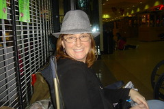 Diana at Mall Maddness