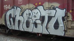 cheeto (Making Stuff Blog) Tags: trains bnsf armn boxcarart fr8trains texasgraff texasbenching texasfr8s texasgraffitifreighttrains goldenwestservicefr8s