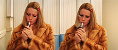 Margot (//Panda//) Tags: cigarette royal smoking anderson margot wes gwyneth the tenenbaums paltrow