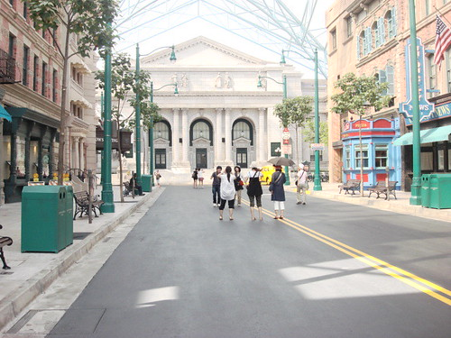 Universal Studio Singapore Hollywood & New York (10)